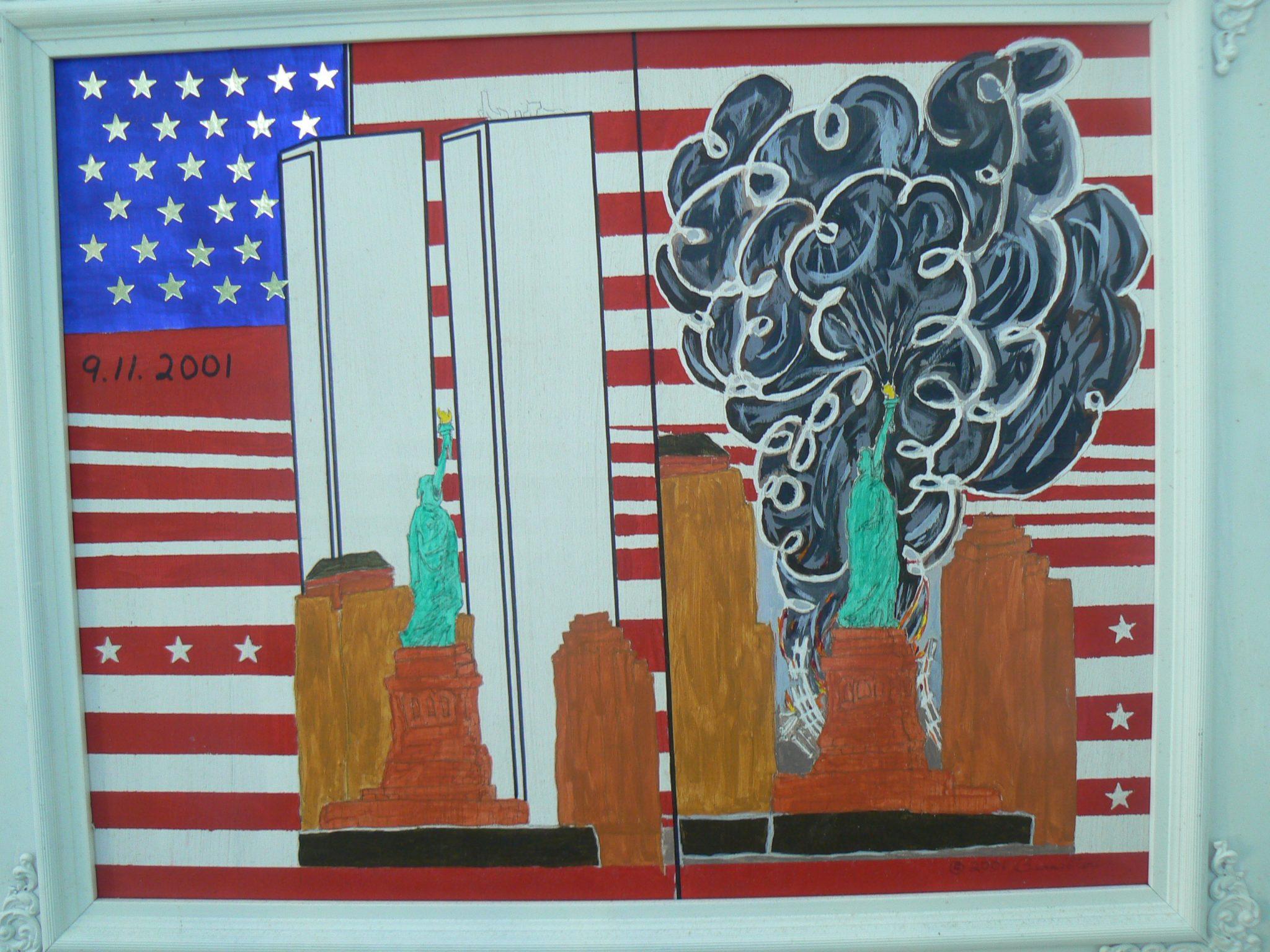 911 Paintings 4